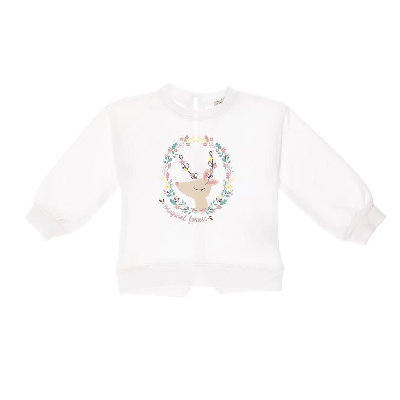 Kız Bebek Sweatshirt 2121GB08028