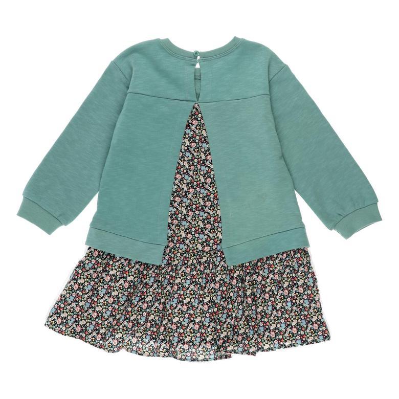 Kız Çocuk Örme Elbise 2121GK26003