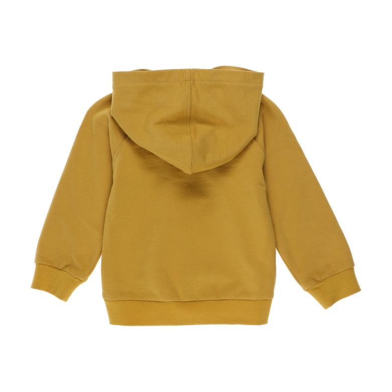 Erkek Bebek Kapşonlu Sweatshirt 2121BB08049